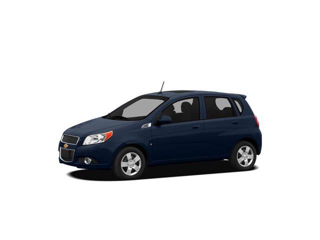 2010 Chevrolet Aveo  (Stk: P40985A) in Ottawa - Image 1 of 1
