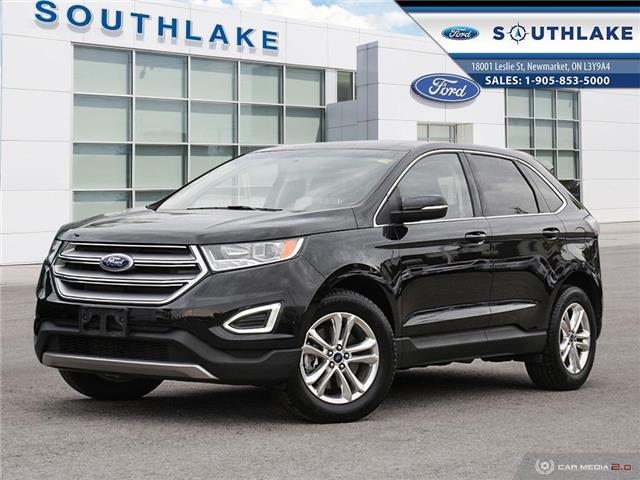 2017 Ford Edge SEL (Stk: P51732) in Newmarket - Image 1 of 27