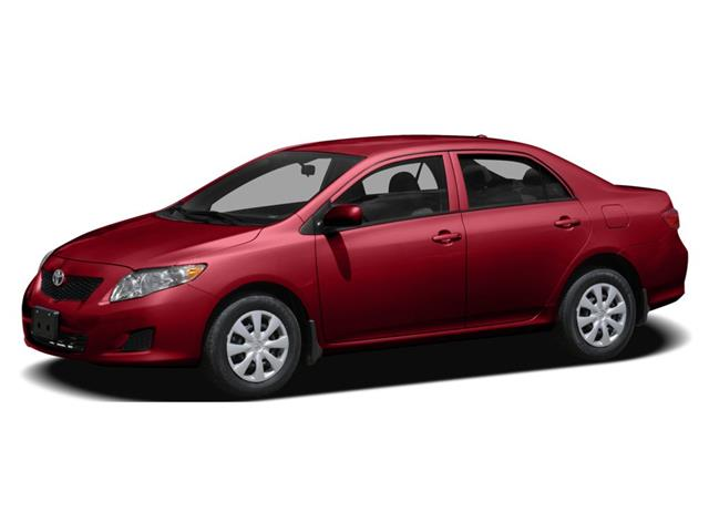 2009 Toyota Corolla  (Stk: B34) in Ancaster - Image 1 of 2