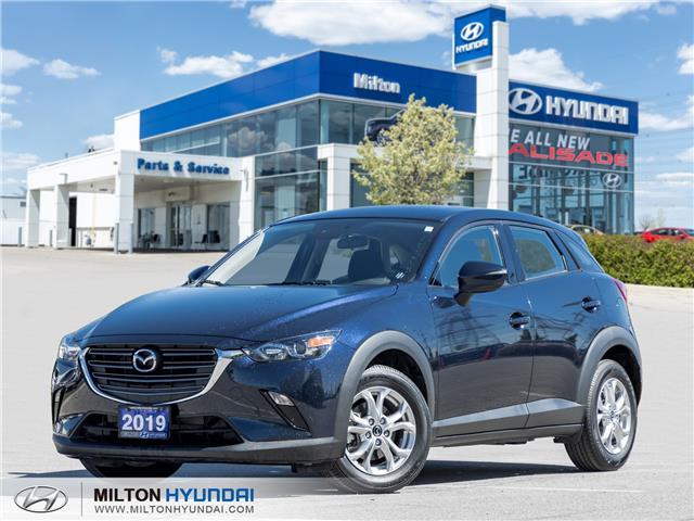 2019 Mazda CX-3 GS (Stk: 439410) in Milton - Image 1 of 20