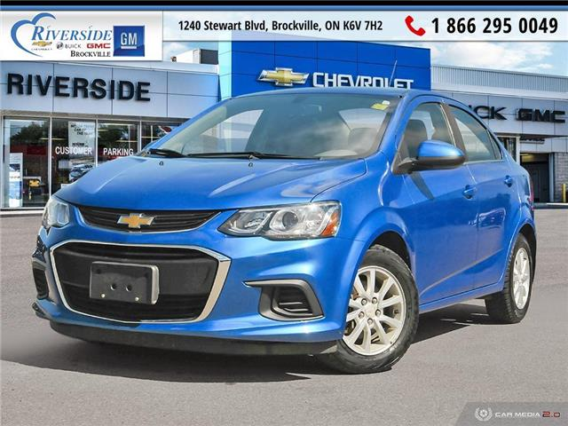 2017 Chevrolet Sonic LT Auto (Stk: 21-016A) in Brockville - Image 1 of 27