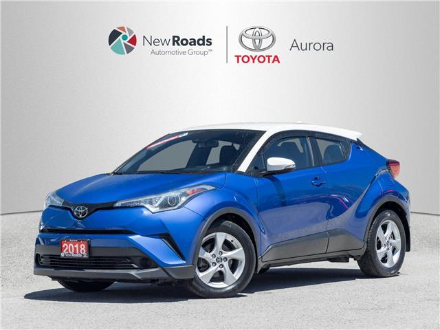 2018 Toyota C-HR  (Stk: 6871) in Aurora - Image 1 of 18