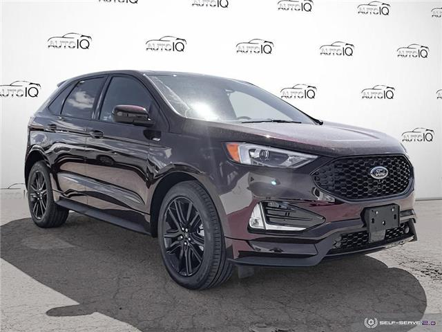 2021 Ford Edge ST Line (Stk: S1299) in St. Thomas - Image 1 of 26