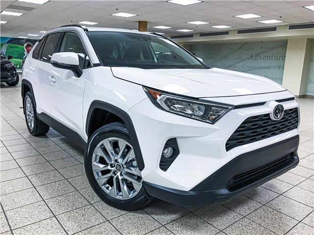 2021 Toyota RAV4 XLE (Stk: 211076) in Calgary - Image 1 of 23