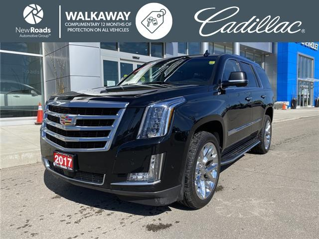 2017 Cadillac Escalade Premium Luxury (Stk: N15341) in Newmarket - Image 1 of 28