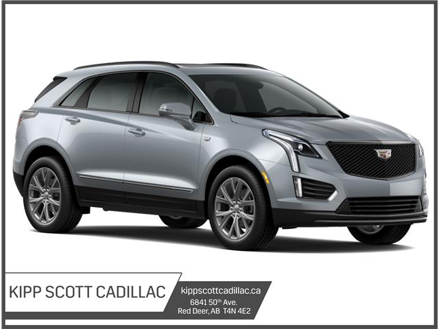 2021 Cadillac XT5 Sport (Stk: 13977) in Red Deer - Image 1 of 1