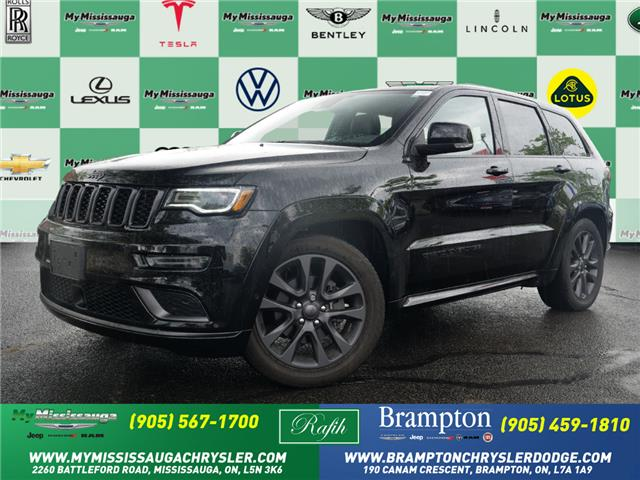 2019 Jeep Grand Cherokee Overland (Stk: 1532) in Mississauga - Image 1 of 28