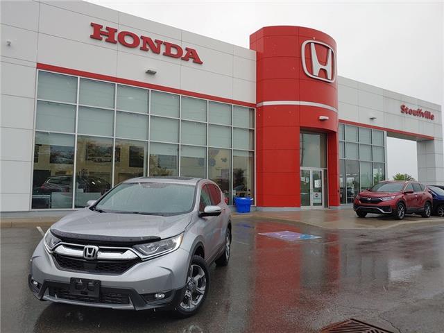 2018 Honda CR-V EX (Stk: 21-171A) in Stouffville - Image 1 of 13