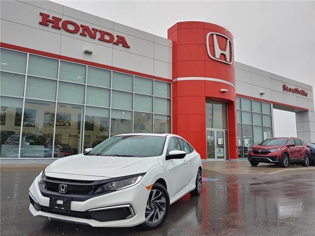 2019 Honda Civic EX (Stk: OP-382) in Stouffville - Image 1 of 12