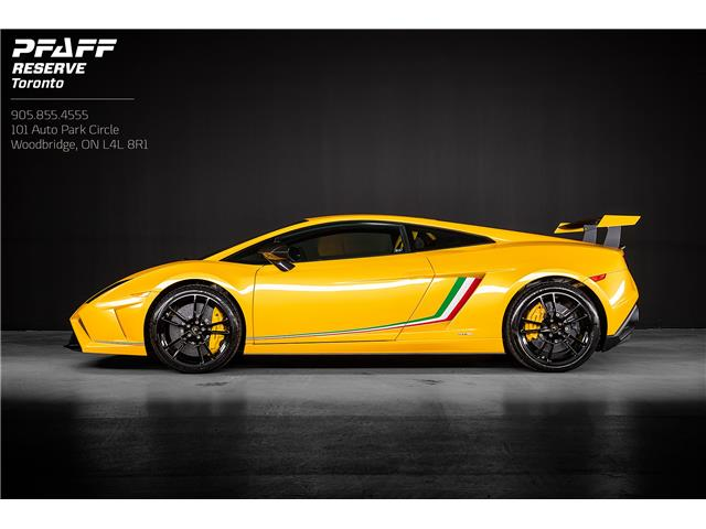 2014 Lamborghini Gallardo LP 570-4 Squadra Corse  (Stk: MU2654) in Woodbridge - Image 1 of 22