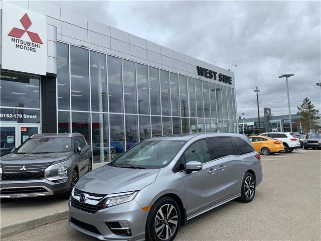 2018 Honda Odyssey Touring (Stk: BM4154) in Edmonton - Image 1 of 28