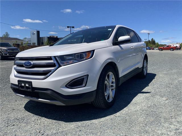 2018 Ford Edge Titanium (Stk: ED13A) in Miramichi - Image 1 of 13
