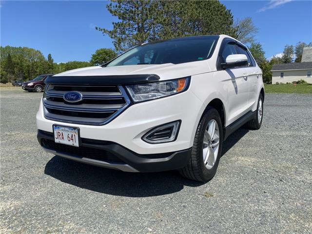 2018 Ford Edge SEL (Stk: ES15A) in Miramichi - Image 1 of 12