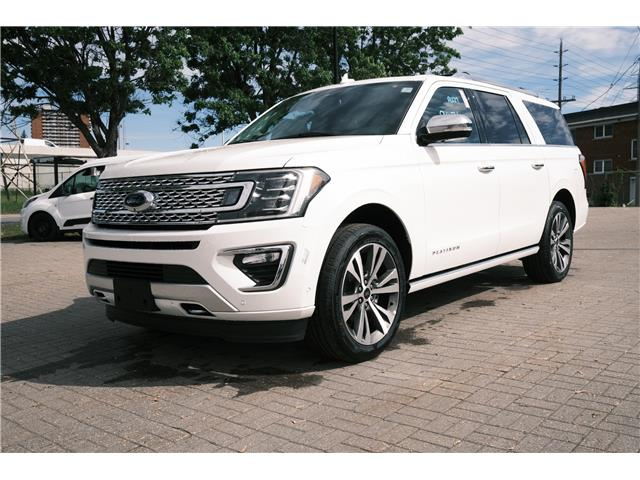 2021 Ford Expedition Max Platinum (Stk: 2103220) in Ottawa - Image 1 of 14