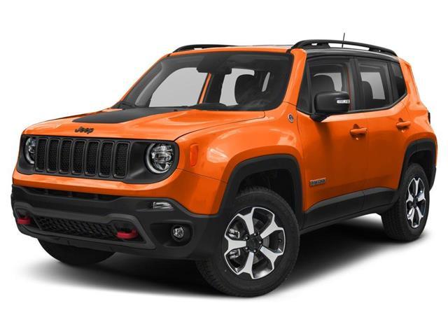 2021 Jeep Renegade Trailhawk (Stk: MPN02090) in Orillia - Image 1 of 9