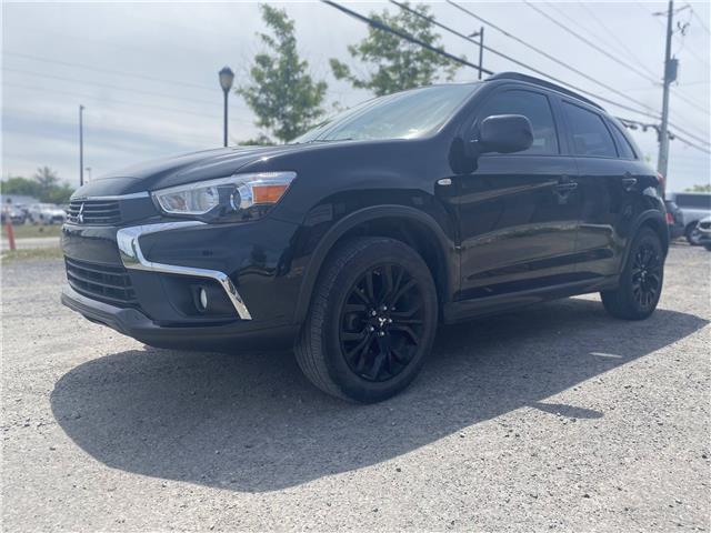 2017 Mitsubishi RVR Black Edition (Stk: 1136A-RC) in Stittsville - Image 1 of 17