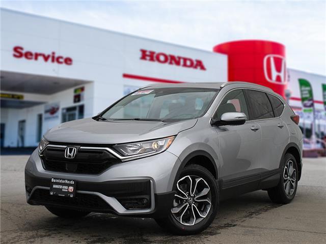 2021 Honda CR-V EX-L (Stk: 21-072) in Vernon - Image 1 of 13