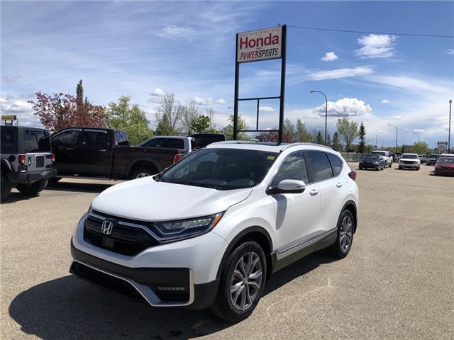 2021 Honda CR-V Touring (Stk: H14-4670) in Grande Prairie - Image 1 of 23