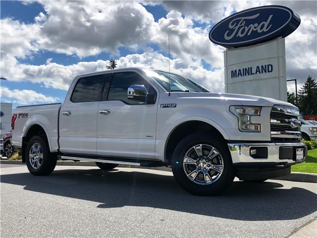 2017 Ford F-150 Lariat (Stk: 21F11517A) in Vancouver - Image 1 of 30