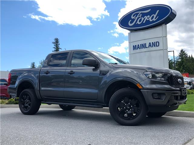 2019 Ford Ranger XLT (Stk: P5385) in Vancouver - Image 1 of 30