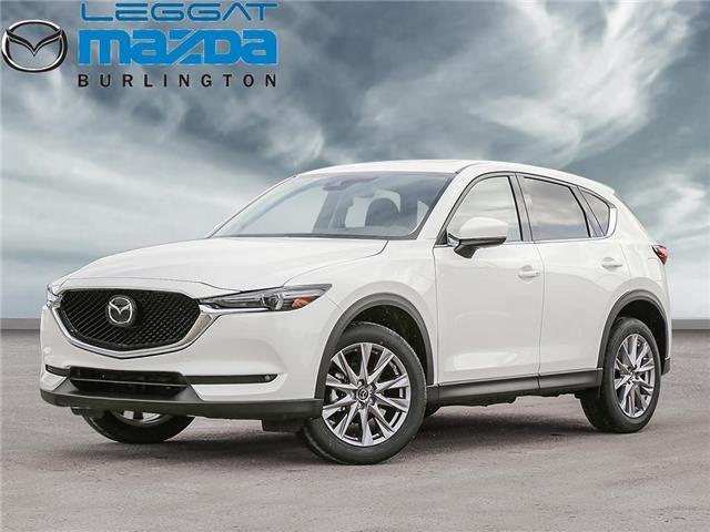2021 Mazda CX-5 GT (Stk: 210730) in Burlington - Image 1 of 23