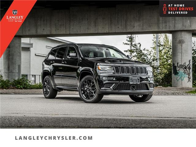2021 Jeep Grand Cherokee Limited (Stk: M651456) in Surrey - Image 1 of 30