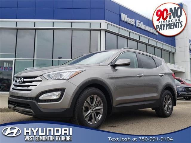 2014 Hyundai Santa Fe Sport 2.0T Premium (Stk: 13817B) in Edmonton - Image 1 of 16