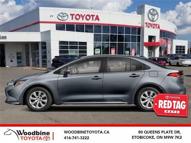 2021 Toyota Corolla LE (Stk: 21-495) in Etobicoke - Image 1 of 1