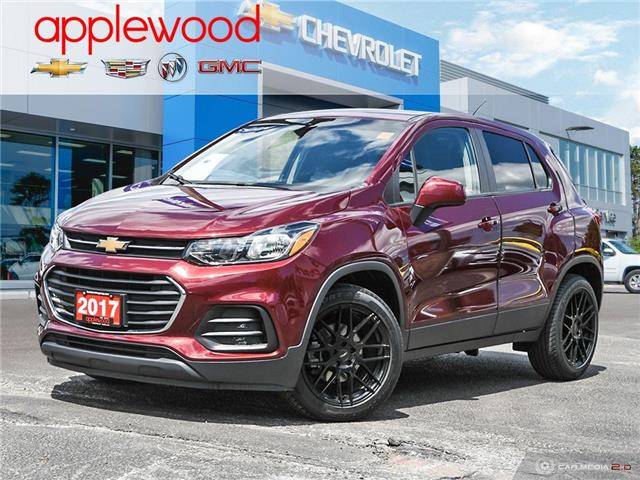 2017 Chevrolet Trax LS (Stk: 184960TN) in Mississauga - Image 1 of 27
