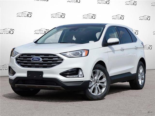 2021 Ford Edge Titanium (Stk: 21D2890) in Kitchener - Image 1 of 27