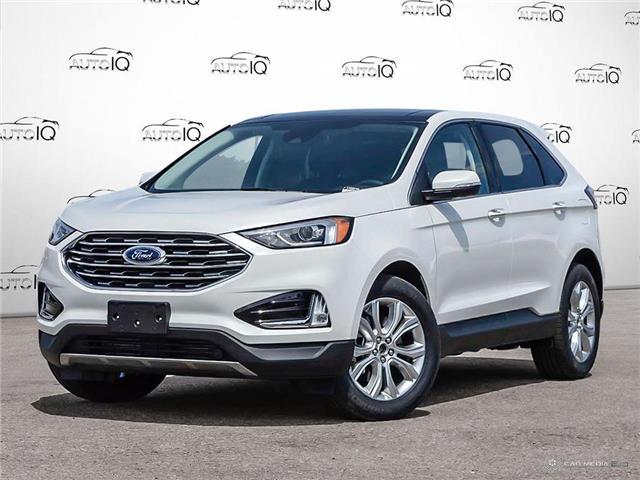 2021 Ford Edge Titanium (Stk: 21D2780) in Kitchener - Image 1 of 27