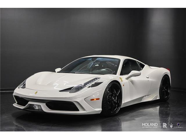 2015 Ferrari 458 Speciale Base (Stk: P0859) in Montreal - Image 1 of 30