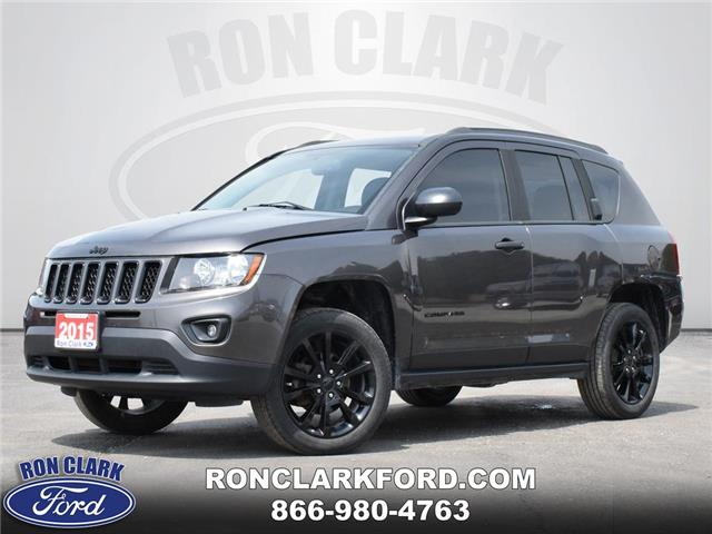 2015 Jeep Compass Sport/North (Stk: 15920-1) in Wyoming - Image 1 of 21