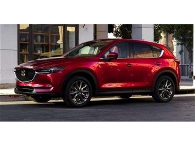 2021 Mazda CX-5  (Stk: 8102) in Greater Sudbury - Image 1 of 1