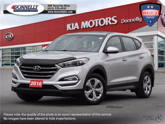 2016 Hyundai Tucson Base (Stk: KU2539) in Ottawa - Image 1 of 29