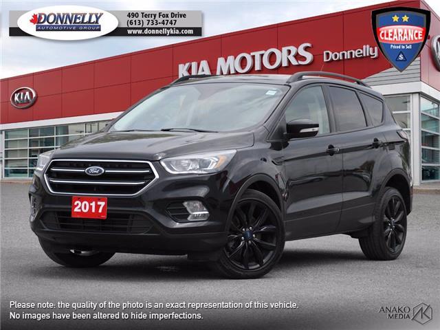 2017 Ford Escape Titanium (Stk: KV381DTA) in Ottawa - Image 1 of 30