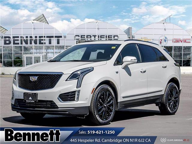2021 Cadillac XT5 Sport (Stk: D210039) in Cambridge - Image 1 of 26