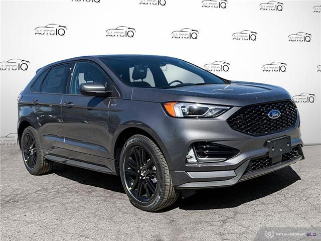 2021 Ford Edge ST Line (Stk: S1301) in St. Thomas - Image 1 of 26