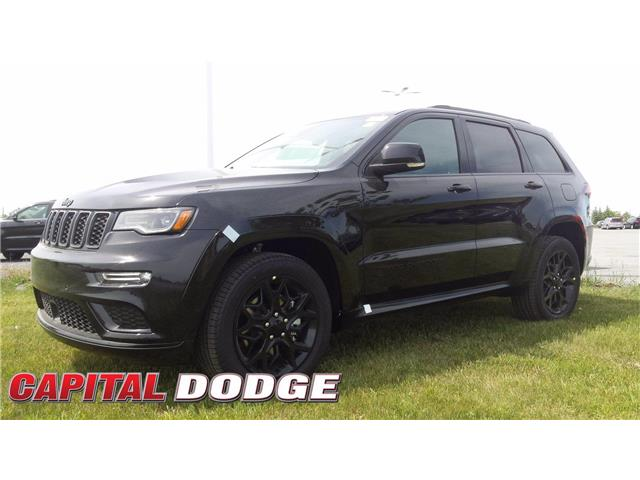 2021 Jeep Grand Cherokee Limited (Stk: M00433) in Kanata - Image 1 of 27