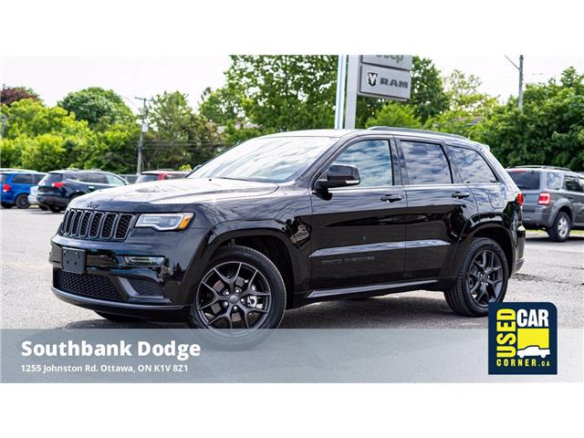 2020 Jeep Grand Cherokee Limited (Stk: 923128) in OTTAWA - Image 1 of 24