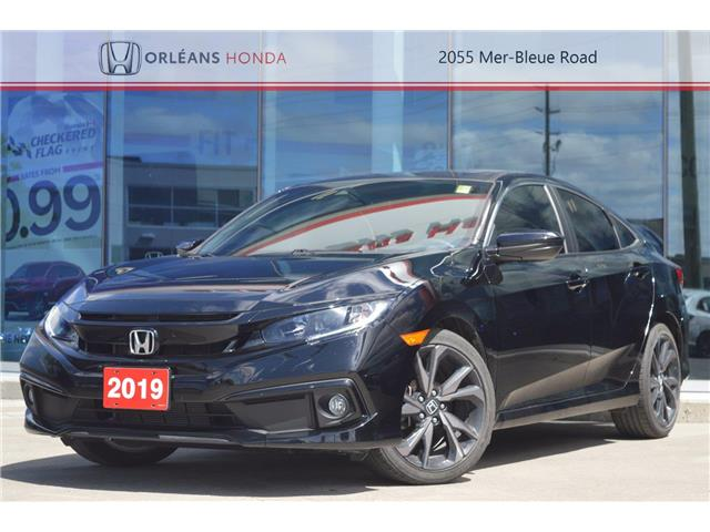 2019 Honda Civic Sport (Stk: 16-210157A) in Orléans - Image 1 of 26