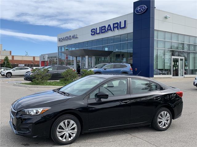 2018 Subaru Impreza Convenience (Stk: LP0593) in RICHMOND HILL - Image 1 of 12