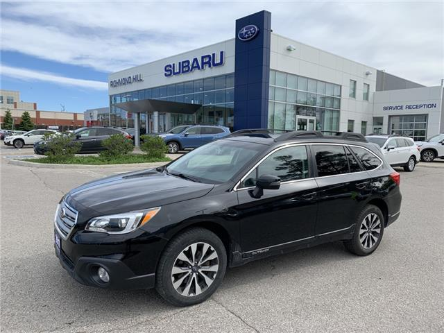 2017 Subaru Outback 3.6R Limited (Stk: LP0594) in RICHMOND HILL - Image 1 of 6