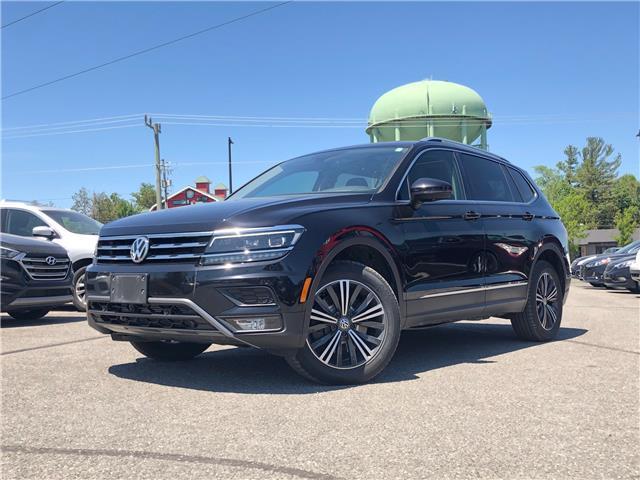 2018 Volkswagen Tiguan Highline (Stk: 6387) in Stittsville - Image 1 of 13