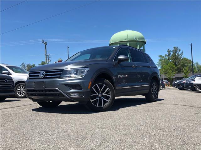 2018 Volkswagen Tiguan Comfortline (Stk: 6412) in Stittsville - Image 1 of 11
