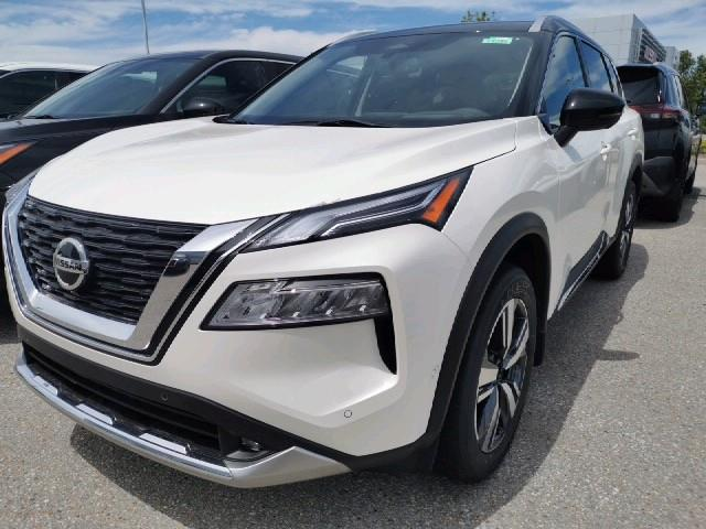 2021 Nissan Rogue Platinum (Stk: CMW314901) in Cobourg - Image 1 of 1