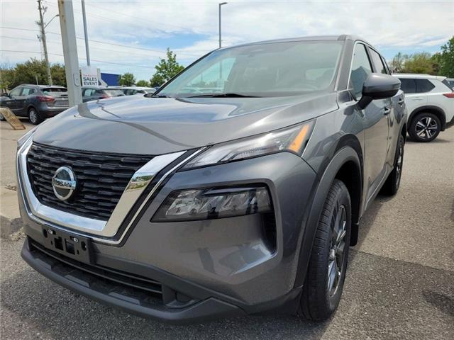2021 Nissan Rogue S (Stk: CMC743062) in Cobourg - Image 1 of 1