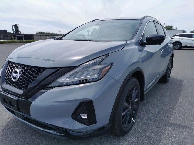 2021 Nissan Murano Midnight Edition (Stk: CMC130501) in Cobourg - Image 1 of 1