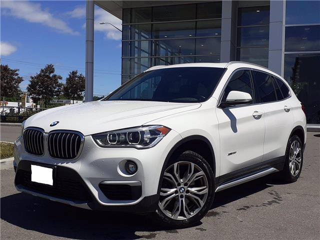 2018 BMW X1 xDrive28i (Stk: P9892) in Gloucester - Image 1 of 27