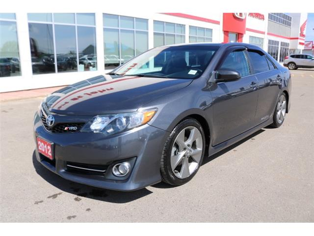 2012 Toyota Camry  (Stk: U1202A) in Fort St. John - Image 1 of 21